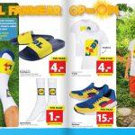lidl zapatillas y productos