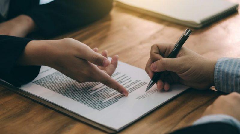 firma contrato mercantil