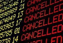 planificar viaje - ¿puedo cancelar un vuelo?