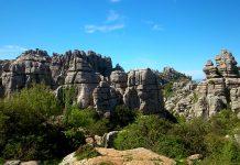El Torcal de Antequera, lugares mágicos