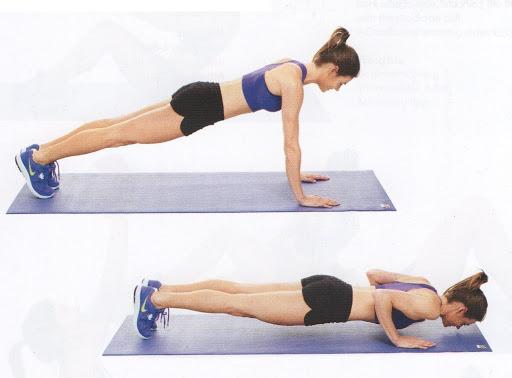 flexiones-ejercicios