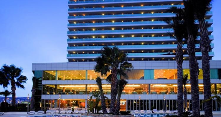 Hoteles AR Diamante: playa, campo