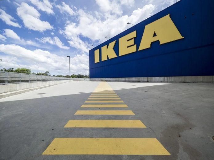 Ikea edificio - logo