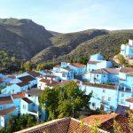Júzcar de Málaga, pueblos raros España