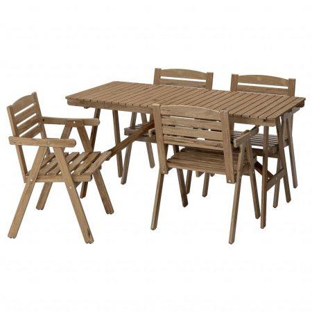 mesa y sillas para terraza Ikea