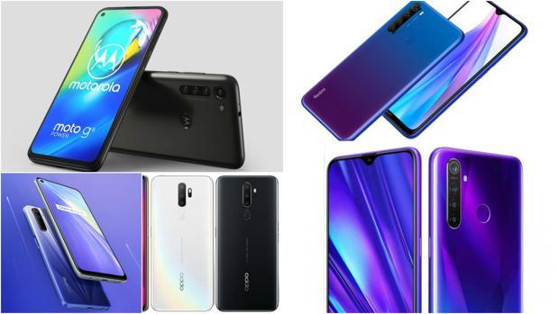 Xiaomi, Samsung y Huawei: los teléfonos móviles más vendidos de Amazon por menos de 200€