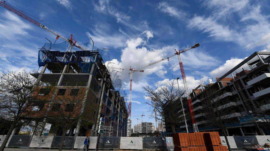 El sector de la construcción consigue recuperar sus niveles de producción prepandemia
