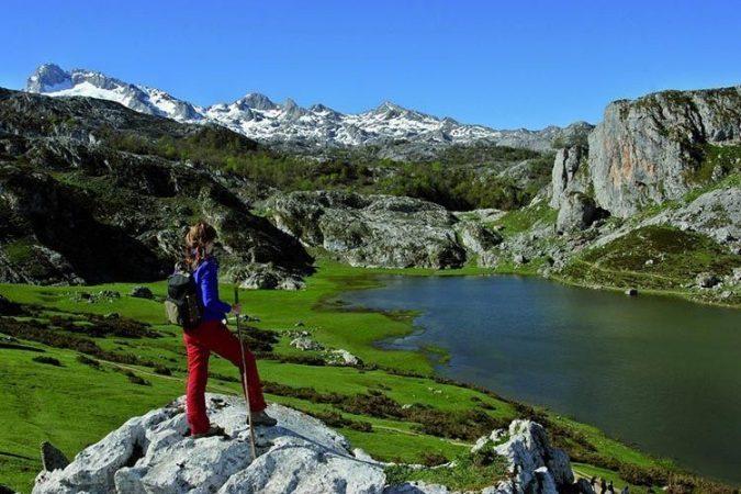 Vacaciones en Cangas de Onis Asturias