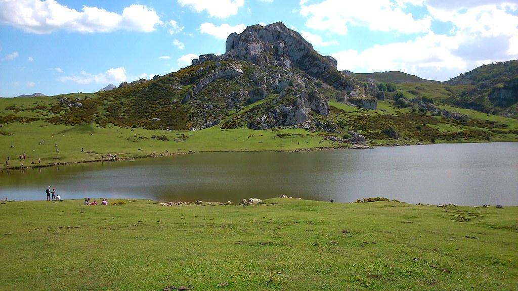 Picos de Europa, Asturias, lugares de España, naturaleza