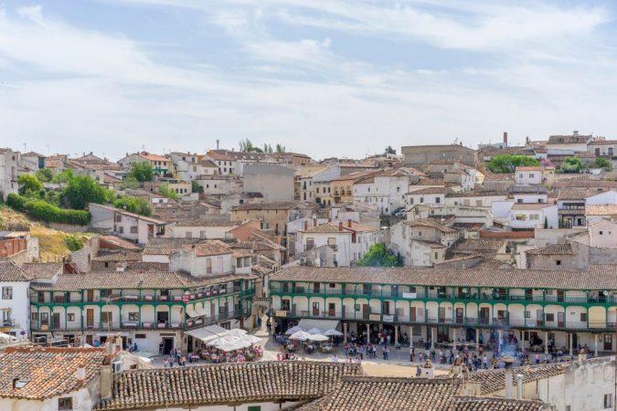 CHINCHÓN, MADRID ES DE ESOS PUEBLOS ENCANTADORES