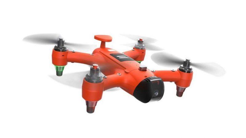 Drones anfibio