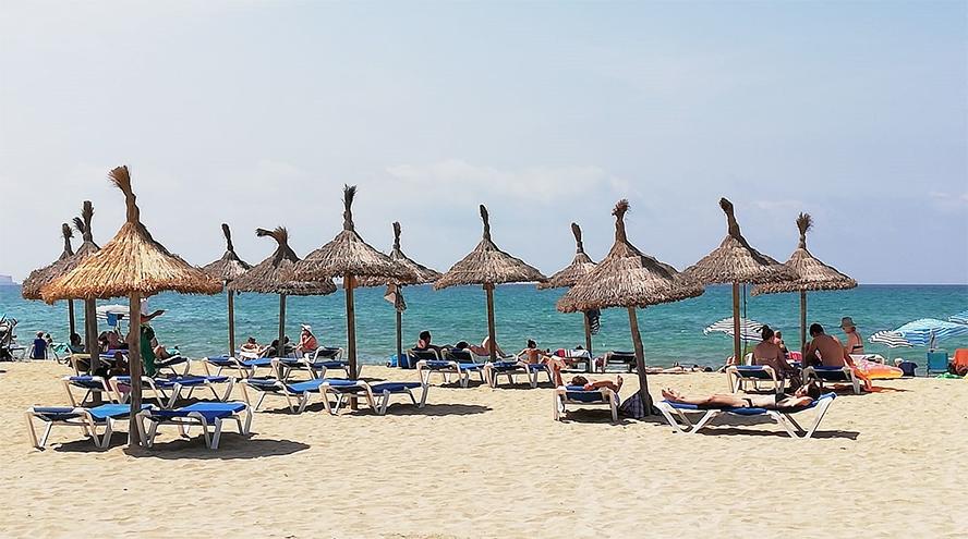 Verano 2021: un respiro para el turismo en España pese a la COVID