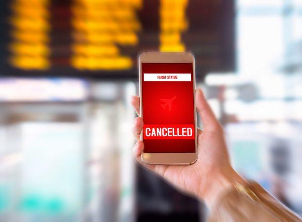 vuelo cancelado - qué hago