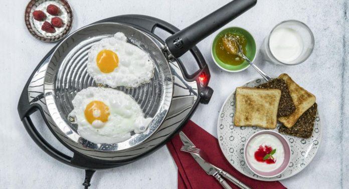 Las múltiples formas de cocinar un huevo sin usar una gota de aceite