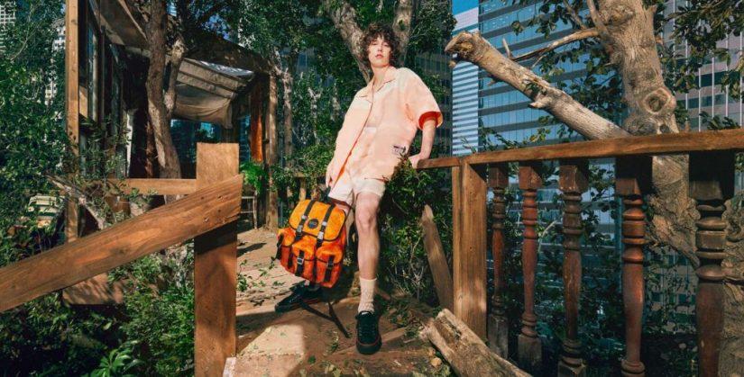 Una colección de moda sostenible Jane Fonda