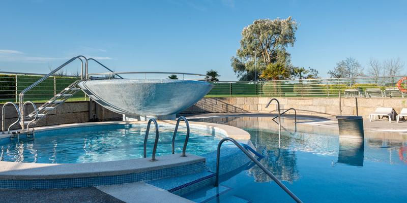 Los mejores balnearios de España para encontrar relax
