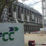 pavones FCC reforma Bernabéu