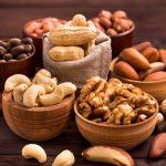 Estos son los frutos secos que más engordan