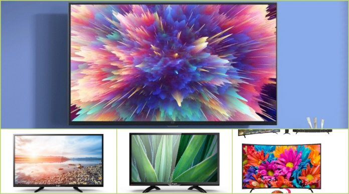 Gangas en televisores que puedes comprar en Aliexpress
