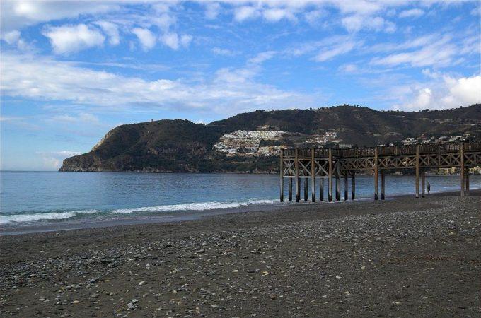 Playa de Herradura, Almuñecar
