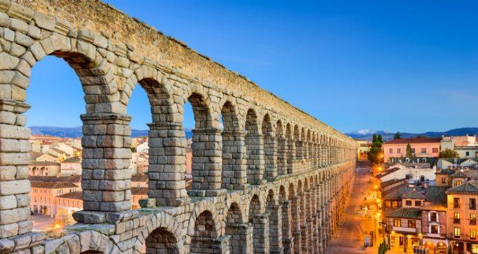 Acueducto de Segovia, monumentos España