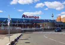 Tecnología, Alcampo
