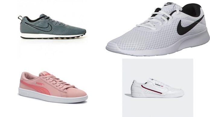 Amazon: zapatillas Nike, Puma, Adidas precios infarto