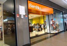 Bershka tienda
