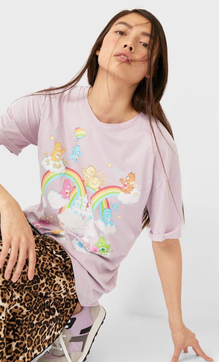 camisetas oversize