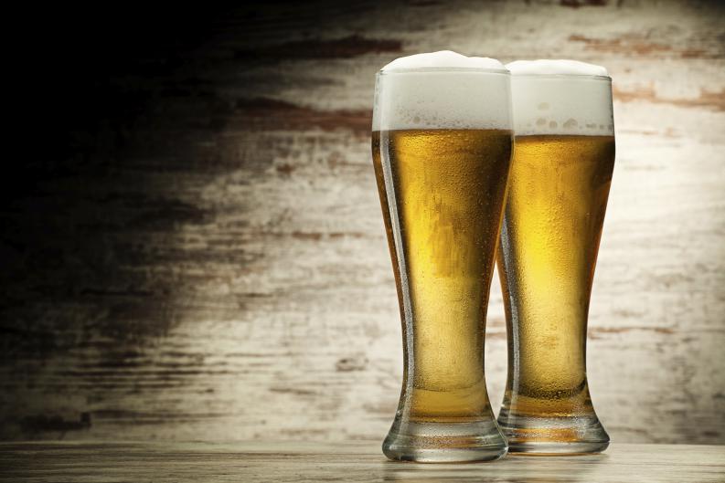 cervezas lager