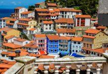Cudillero, Asturias, pueblos, España
