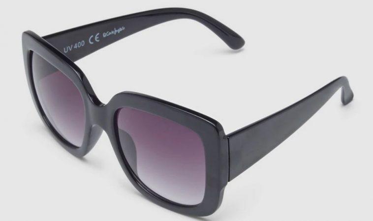 El Corte inglés, gafas de sol