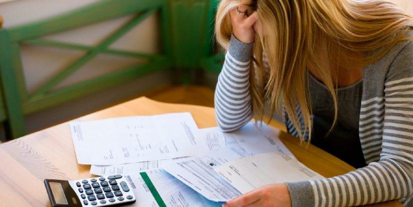 exceso de deudas