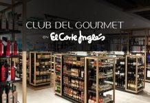 el corte ingles club gourmet