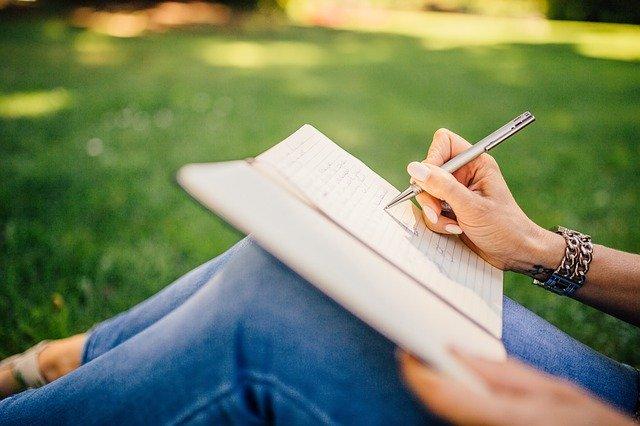 poner por escrito idea de negocio