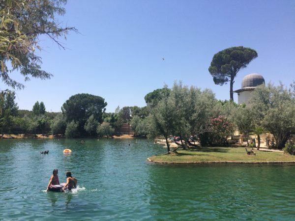 Lago de Alhama de Aragón: Una de las aguas termales que debes visitar en España
