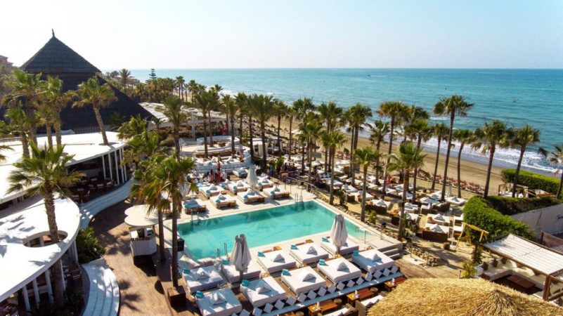 Nikki Beach Clubs Marbella, Costa del Sol