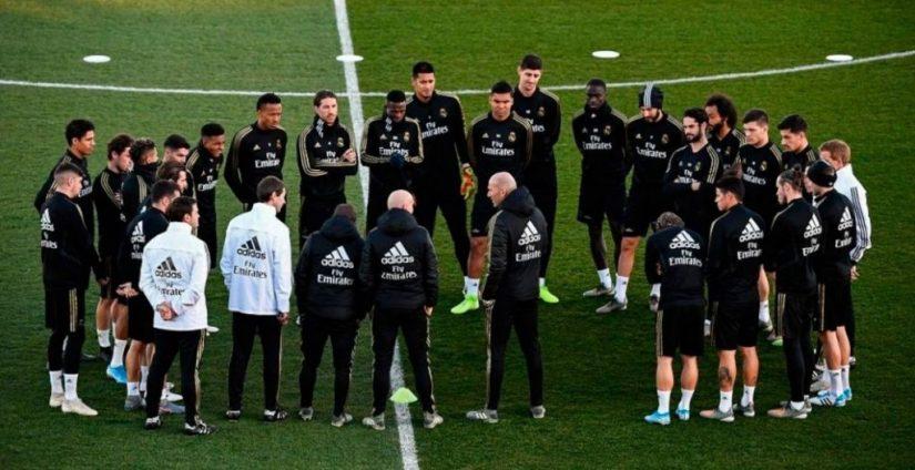 ¿Y no va a fichar nada el Madrid?