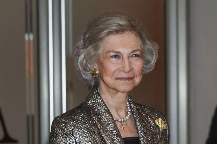 reina sofía la exclusiva reina que pertenecía al selecto y exclusivo club Bilderberg como el Equipo País de España