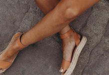 Locura con las nuevas sandalias de Mango