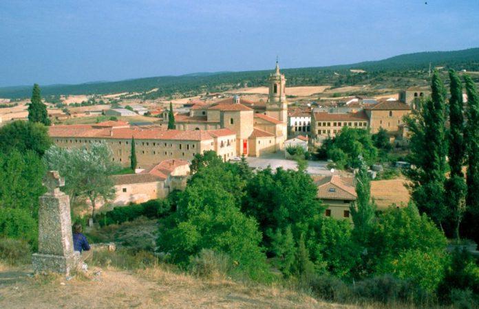 Santo Domingo de Silos, pueblos