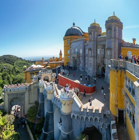 Sintra, Portugal - Europa