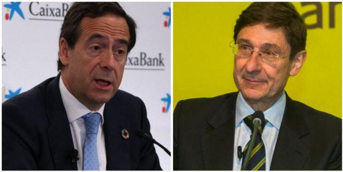 Bankia CaixaBank Goirigolzarri Gortázar