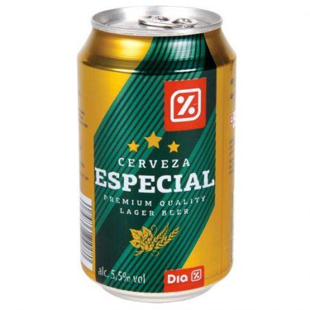 cervezas de DIA - OCU