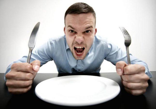 Detalles a la hora de comer