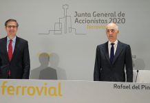 Ferrovial Plan Horizon