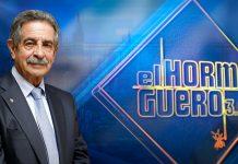 Miguel Revilla en El Hormiguero 3.0