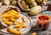 Patatas fritas de encanto
