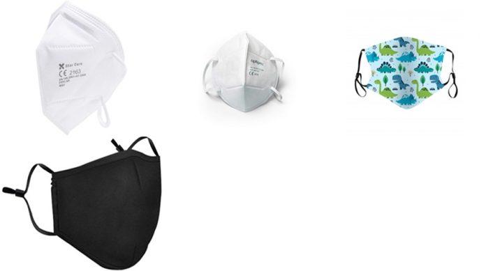 Amazon: mascarillas FFP2 y reutilizables más vendidas