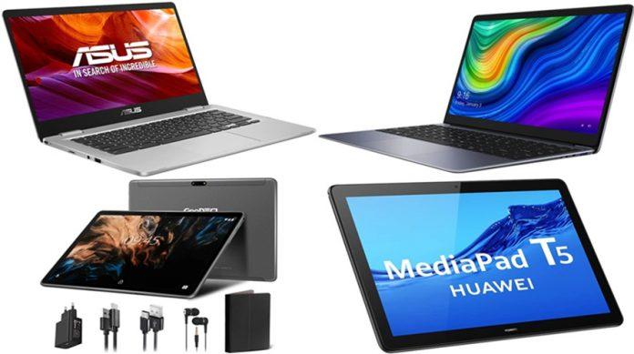 Amazon: ofertones ordenadores y tablets hoy